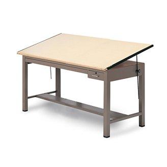 MAYLINE Ranger Steel 4 Post Drafting Table $675.98