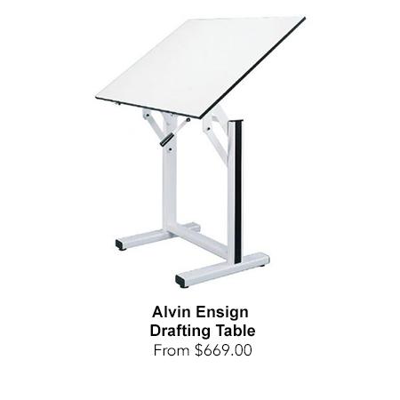 Alvin Elite Drafting Table $979.98