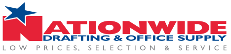 Nationwide Drafting & Office Supply Logo